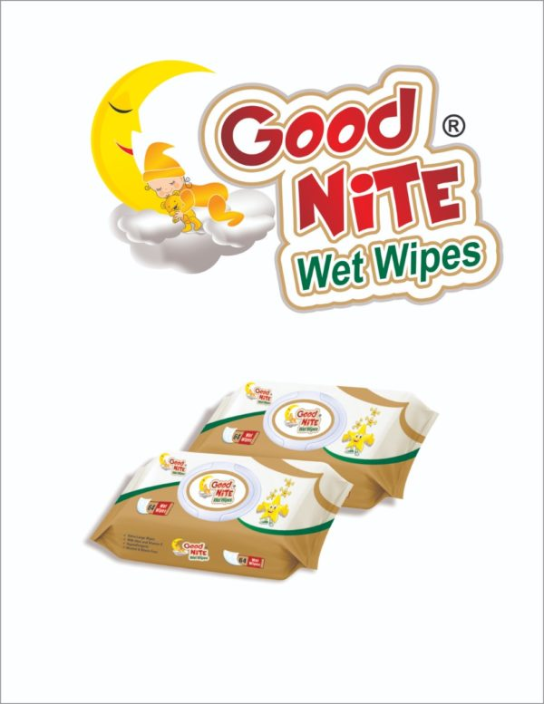 Good Nite Wet Wipes